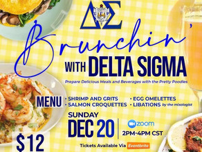 Brunch With Delta Sigma