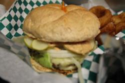 Our Famous Burger