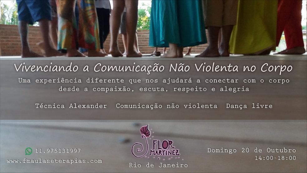 cnv no corpo  outubro RIO DE JANEIRO SEM