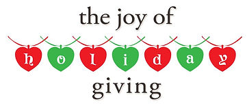 the joy of holiday giving for website on