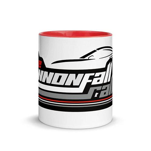 KannonFALL Rally Mug with Color Inside
