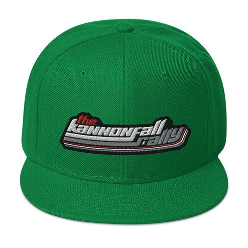 KannonFALL Rally Snapback Hat