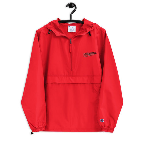 The Kannonball Rally Embroidered Champion Packable Jacket