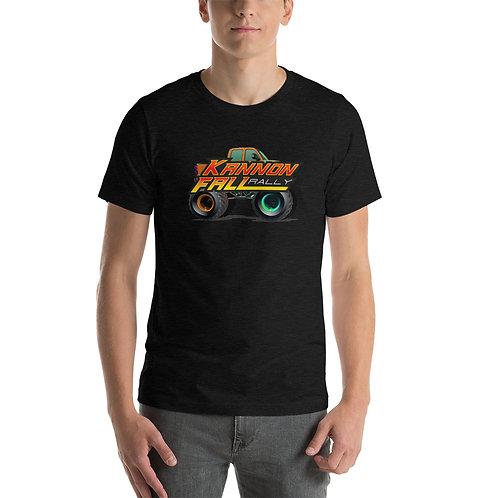 KannonFALL Rally Monster Truck Short-Sleeve Unisex T-Shirt