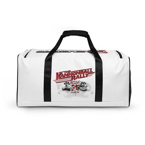 Kannonball Rally Duffle Bag!