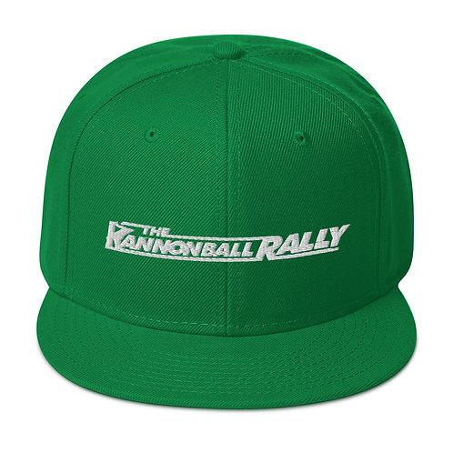 Kannonball Rally Snapback Hat