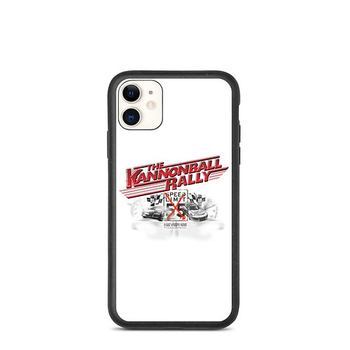Kannonball Rally BIODEGRADABLE phone case!