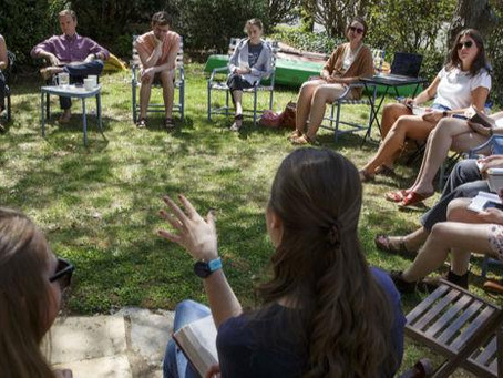 Campus ministry thrives in pandemic