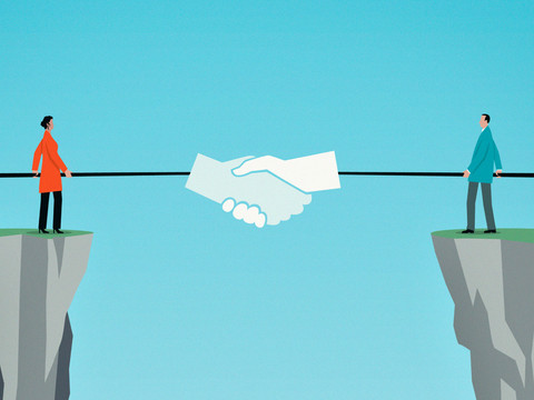 In Difficult Times, Do you Need an Agency, or an Ally?