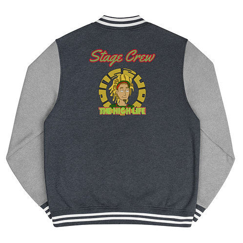 Official Stage Crew Tour Jacket