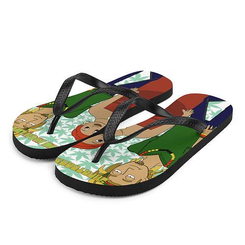 Supatoonz The High Life Flip-Flops