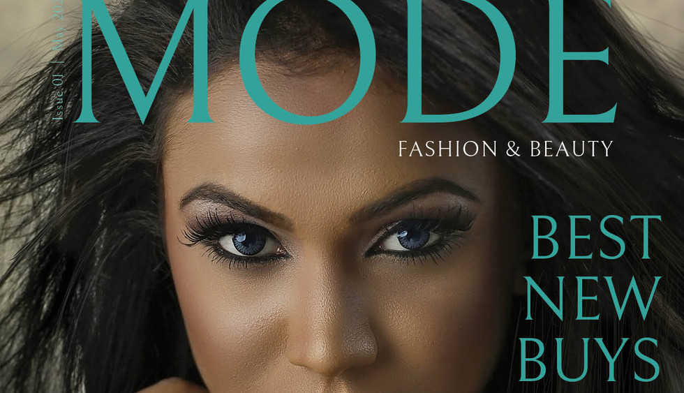 Magazine Cover Layout & Preflight