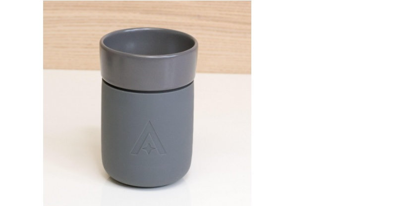 Carry Travel Coffee Cup - Space Grey