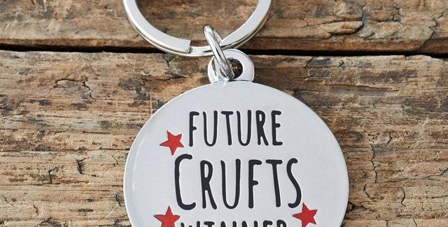 Dog Tag - Future Crufts Winner