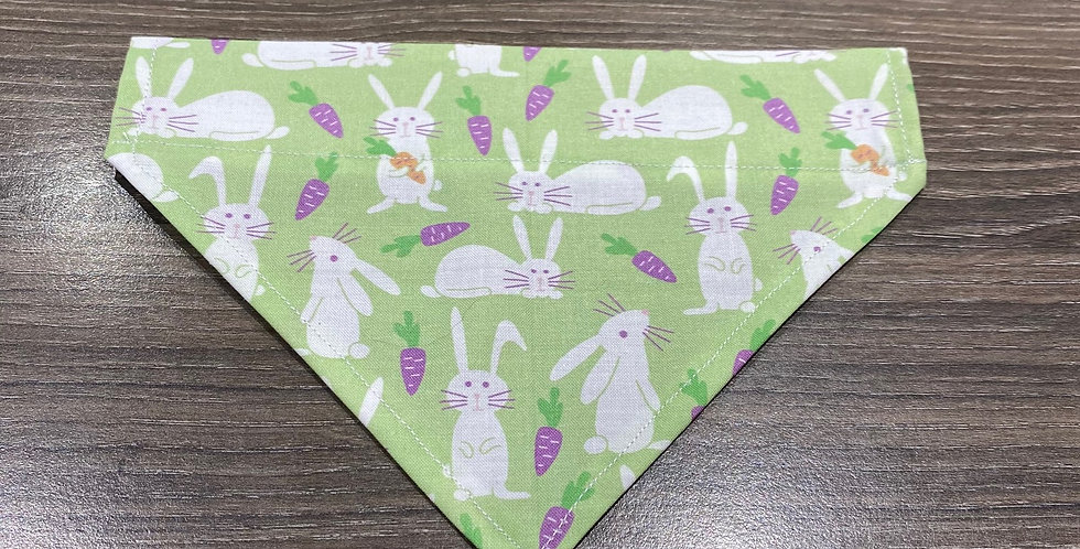 Easter Bunnies Bandana - Medium
