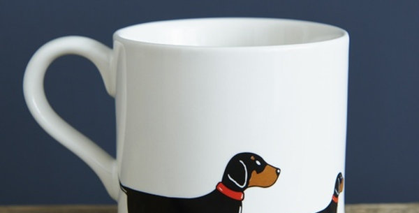 Dachshund / Sausage Dog Mug