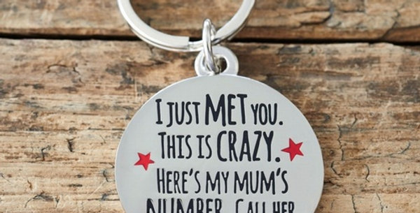 Dog Tag - I Just Met You