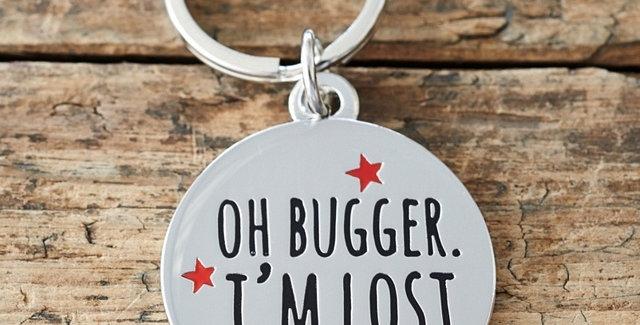 Dog Tag - Oh Bugger I'm Lost