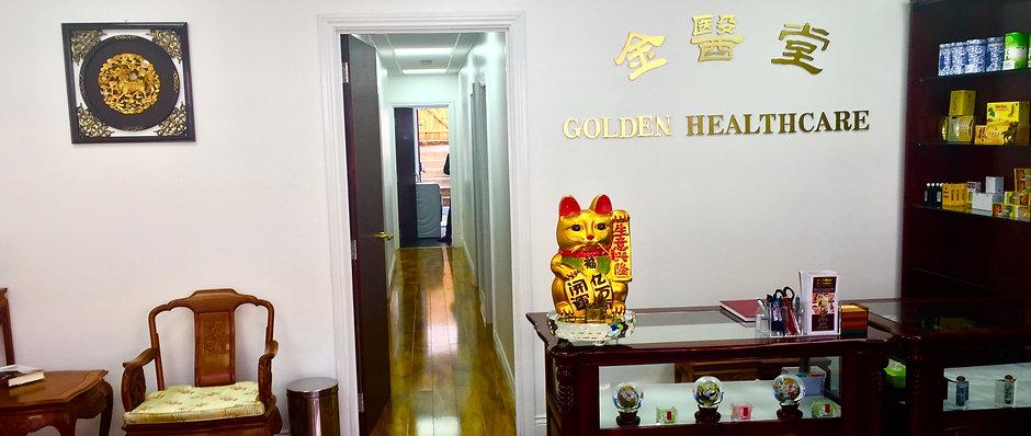 Golden Healthcare internal views