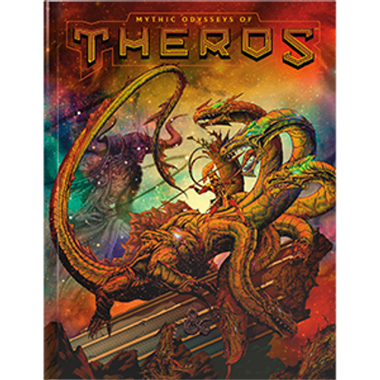 Dungeons & Dragons - 5TH Edition - Mythic Odysseys of Theros (Limited Edition)