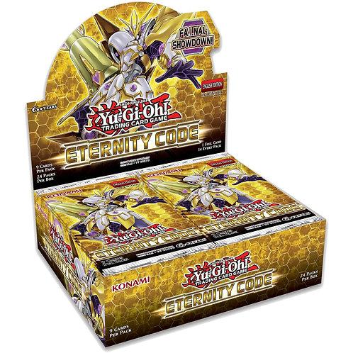 Yu-Gi-Oh! Eternity Code Booster Box