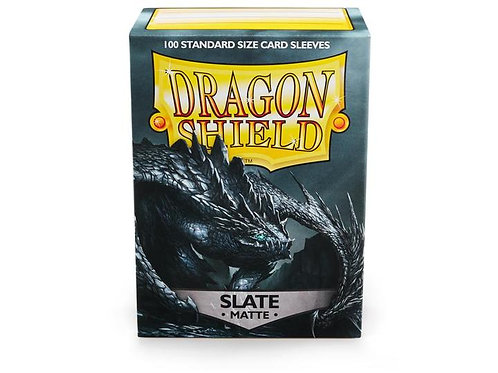 Dragon Shield Matte Slate 100ct