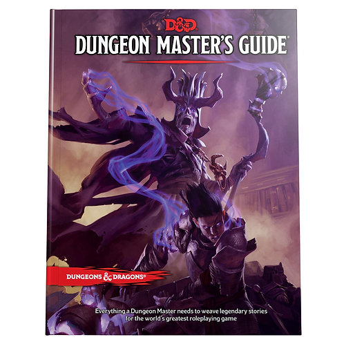 D&D Dungeon Master's Guide HC 5th Edition
