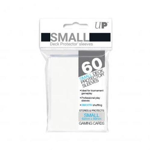 UltraPRO 60ct Deck Protector Small White