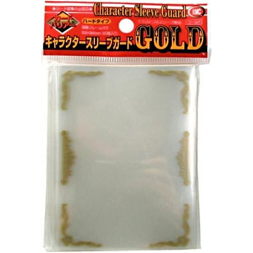 KMC - CHARACTER SLEEVE GUARD - GOLD - 69 X 94 - 60CT