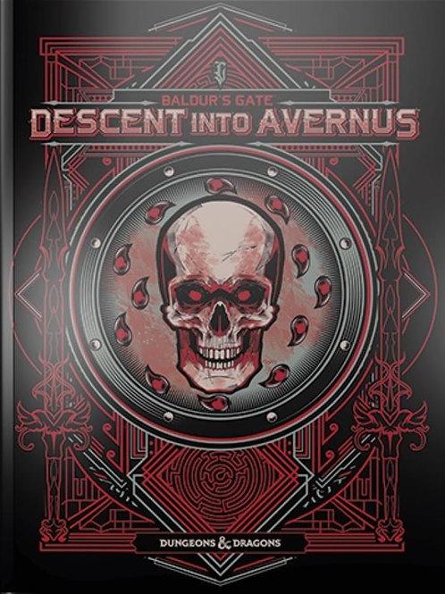 D&D Baldur's Gate Descent into Avernus Special Edition!