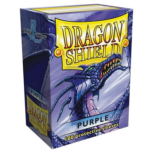 Dragon Shield Classic Purple 100ct
