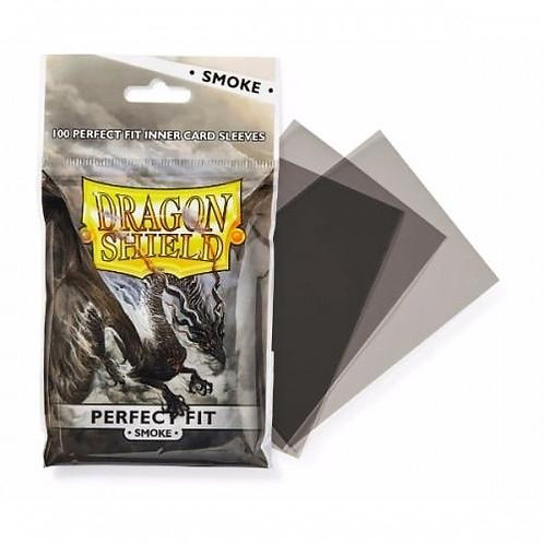 Dragon Shield Perfect Fit Smoke - Standard Size 100ct