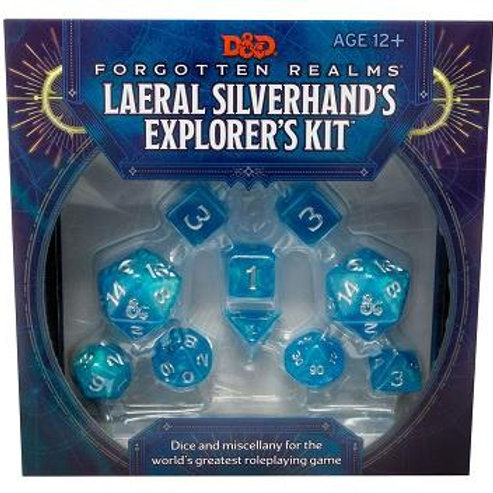 Dungeons & Dragons - 5th Edition - Laeral Silverhand's Explorer's Kit