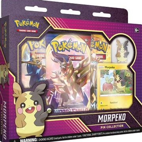 POKEMON - MORPEKO PIN BOX