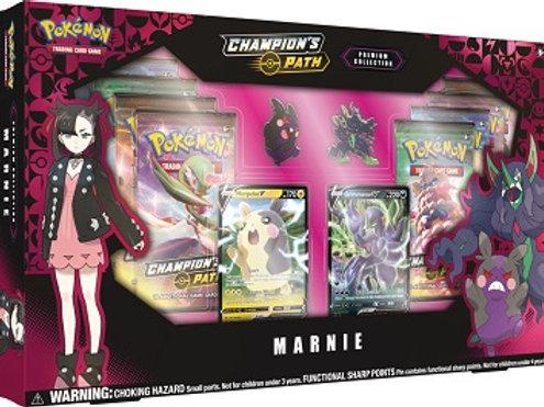 Pokemon Champion's Path Marnie Premium Collection