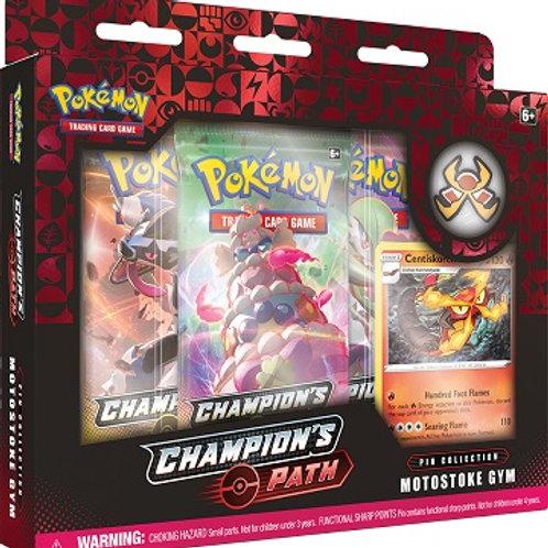 Pokemon Champion's Path Pin Collection #1
