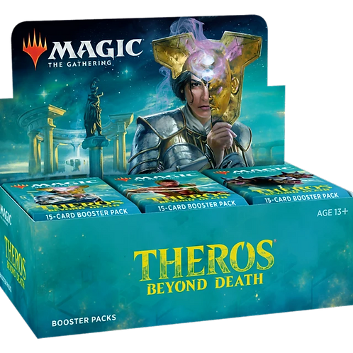 MTG Theros: Beyond Death Booster Box (English)