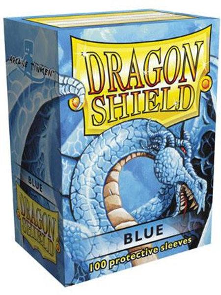 Dragon Shield Classic Blue 100ct