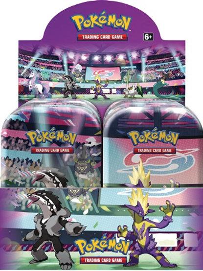 Pokemon Mini Tins - Galar Power (Single Tin)
