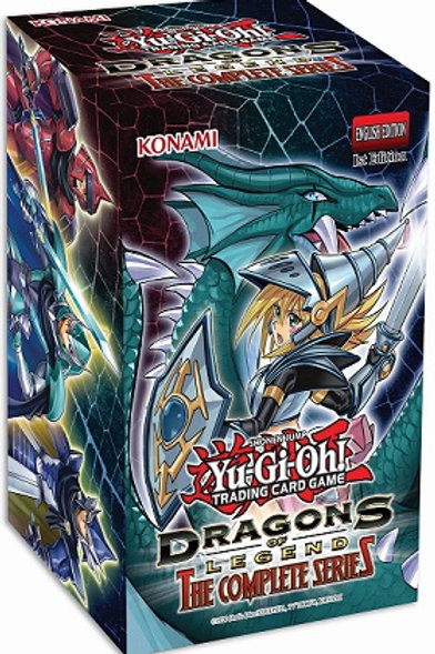 Yu-Gi-Oh! - Dragons of Legend: The Complete Series (Pre-Order - Sept 11 2020)