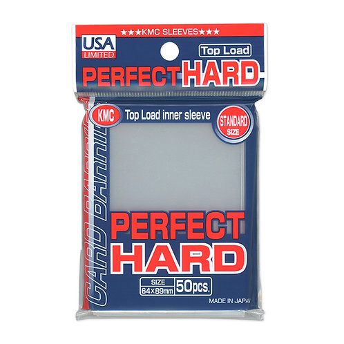 KMC Perfect Fit Hard - 50ct