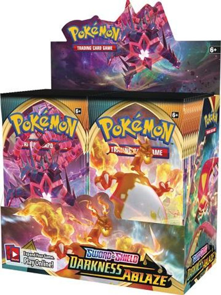 Pokemon: Darkness Ablaze Booster Box