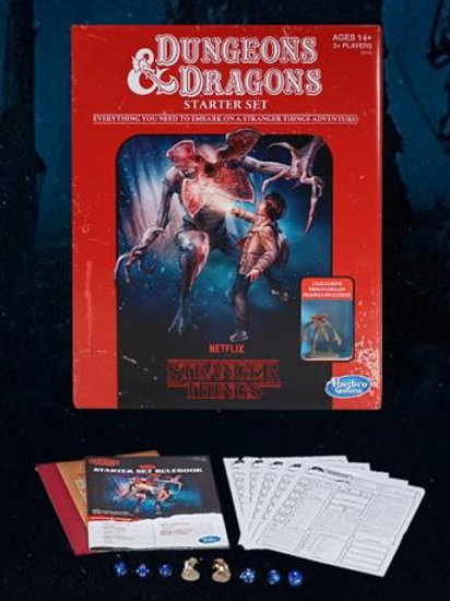 D&D Stranger Things 5th Edition