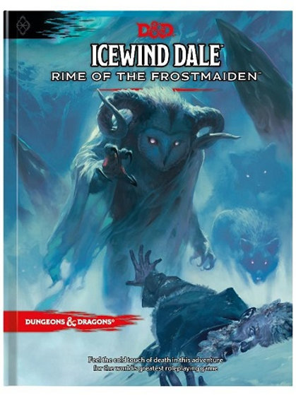 D&D Icewind Dale: Rime of the Frostmaiden Hardcover