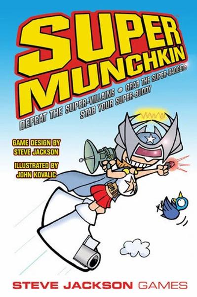 Super Munchhkin