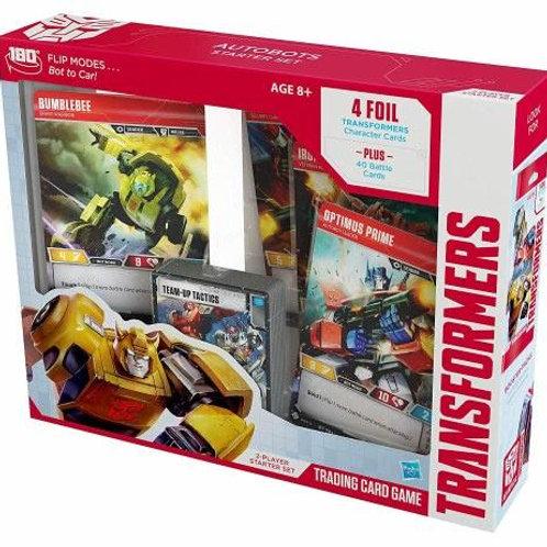 Transformers Starter Deck