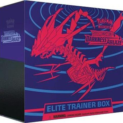 Pokemon - Darkness Ablaze Elite Trainer box