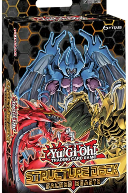 Yu-Gi-Oh! Sacred Beasts Structured Deck
