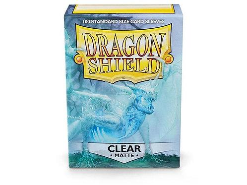 Dragon Shield Matte Clear 100ct