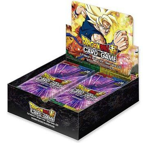 Dragon Ball Super - Unison Warrior Booster Box